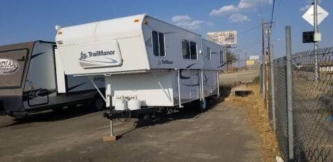 2007 Trailmanor 2720 for sale at Vehicle Liquidation in Littlerock CA