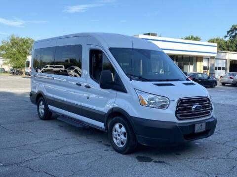 2019 Ford Transit Passenger for sale at AMS Vans in Tucker GA
