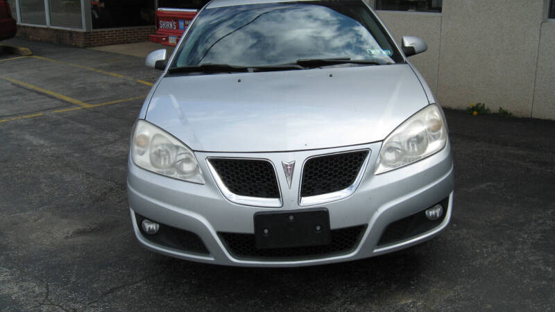 2010 Pontiac G6 for sale at SHIRN'S in Williamsport PA