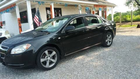 2008 Chevrolet Malibu for sale at Easy Does It Auto Sales in Newark OH