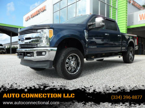 2017 Ford F-250 Super Duty for sale at AUTO CONNECTION LLC in Montgomery AL