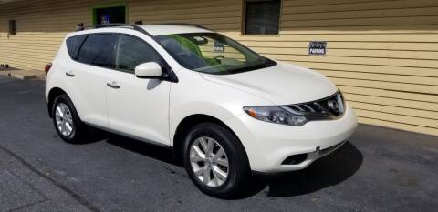 2014 Nissan Murano for sale at Cars Trend LLC in Harrisburg PA