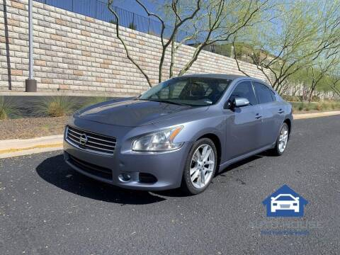 2010 Nissan Maxima for sale at AUTO HOUSE TEMPE in Tempe AZ