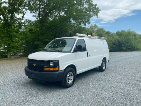 2012 Chevrolet Express Cargo for sale at Fournier Auto and Truck Sales in Rehoboth MA