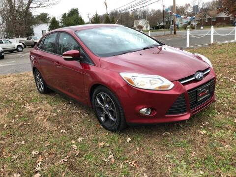 2013 Ford Focus for sale at Manny's Auto Sales in Winslow NJ