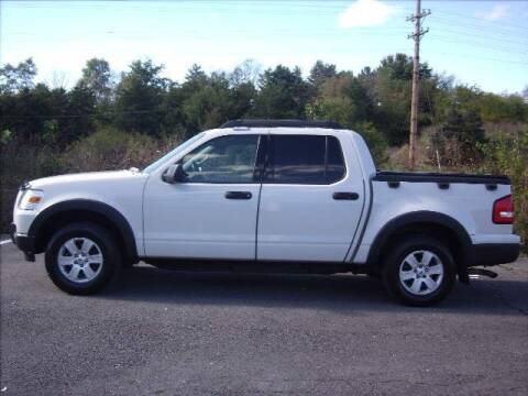 2008 Ford Explorer Sport Trac for sale at Broadway Motors LLC in Broadway VA