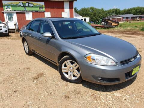 2006 Chevrolet Impala for sale at AJ's Autos in Parker SD