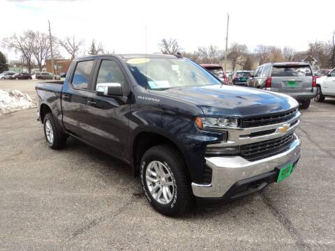 2019 Chevrolet Silverado 1500 for sale at Unzen Motors in Milbank SD