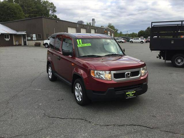 2011 Honda Element for sale at SHAKER VALLEY AUTO SALES in Enfield NH