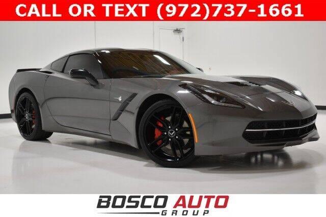 2015 Chevrolet Corvette for sale in Flower Mound, TX