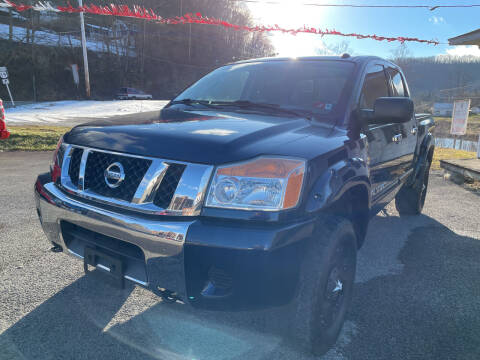 2009 Nissan Titan for sale at Turner's Inc - Main Avenue Lot in Weston WV