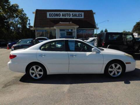 2006 Lexus ES 330 for sale at Econo Auto Sales Inc in Raleigh NC