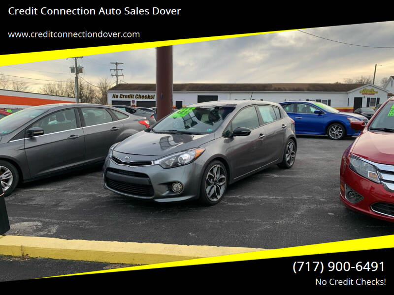 2016 Kia Forte5 for sale at Credit Connection Auto Sales Dover in Dover PA