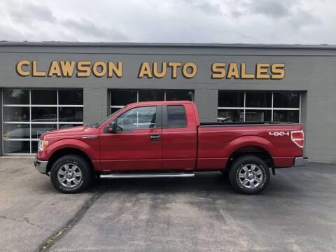 2010 Ford F-150 for sale at Clawson Auto Sales in Clawson MI