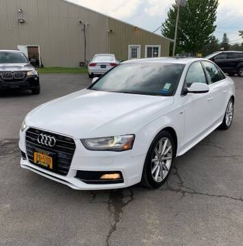 2014 Audi A4 for sale at Eastclusive Motors LLC in Hasbrouck Heights NJ