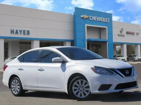 2017 Nissan Sentra for sale at HAYES CHEVROLET Buick GMC Cadillac Inc in Alto GA
