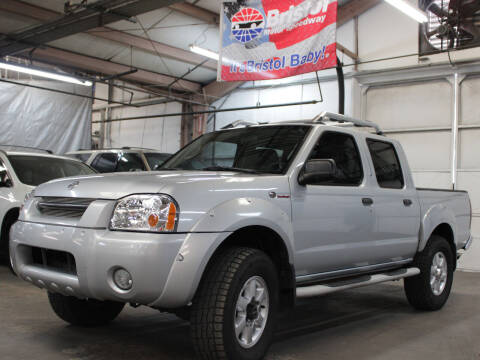 2003 Nissan Frontier for sale at FUN 2 DRIVE LLC in Albuquerque NM