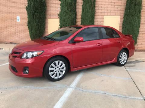 2011 Toyota Corolla for sale at Freedom  Automotive in Sierra Vista AZ