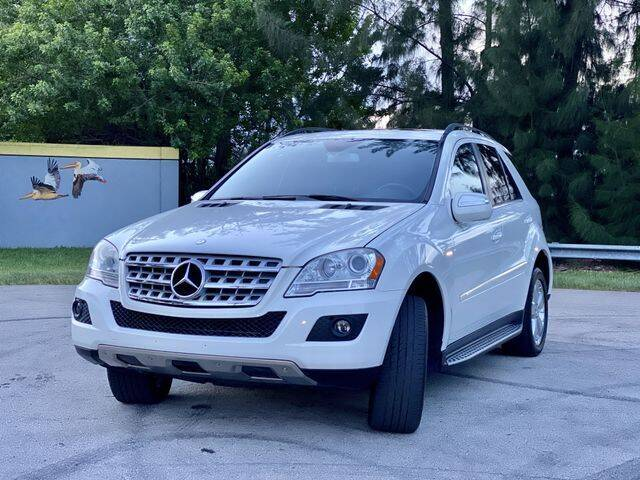 2010 Mercedes-Benz M-Class for sale at Exclusive Impex Inc in Davie FL