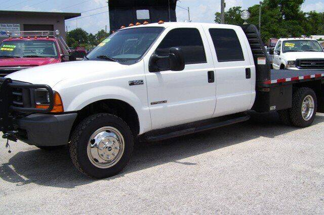 1999 Ford F-550 Super Duty for sale at buzzell Truck & Equipment in Orlando FL