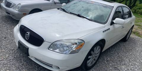2007 Buick Lucerne for sale at Trocci's Auto Sales in West Pittsburg PA
