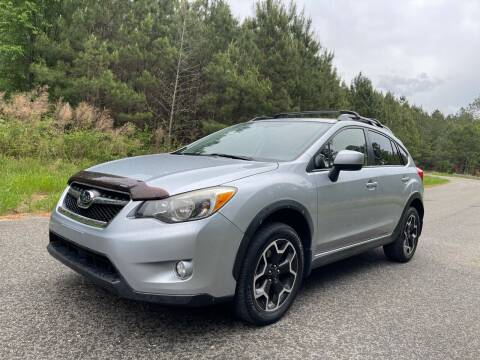2013 Subaru XV Crosstrek for sale at Carrera AutoHaus Inc in Clayton NC