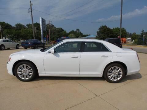2014 Chrysler 300 for sale at WAYNE HALL CHRYSLER JEEP DODGE in Anamosa IA