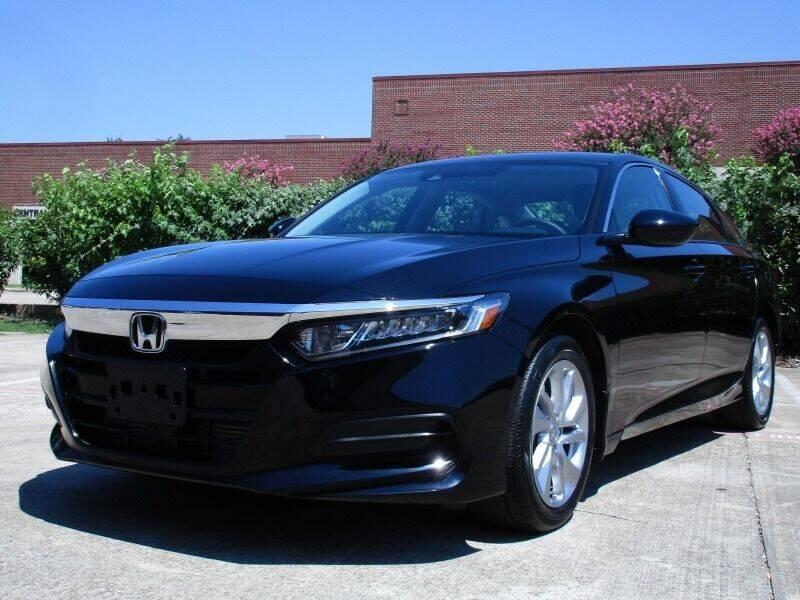 2018 Honda Accord for sale at Italy Auto Sales in Dallas TX