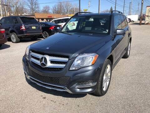 2014 Mercedes-Benz GLK for sale at MR Auto Sales Inc. in Eastlake OH