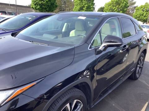 2018 Lexus RX 450h for sale at Royal Moore Custom Finance in Hillsboro OR