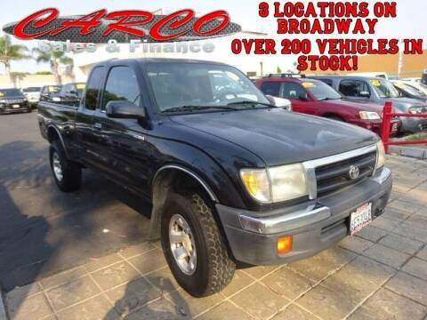 2000 Toyota Tacoma for sale at CARCO SALES & FINANCE - Under 7000 in Chula Vista CA