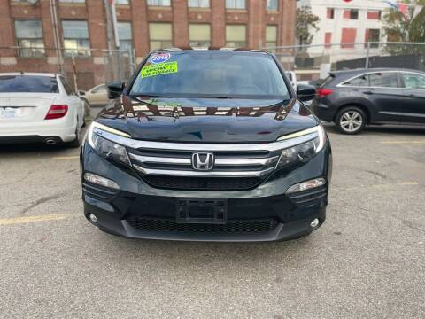 2016 Honda Pilot for sale at Metro Auto Sales in Lawrence MA
