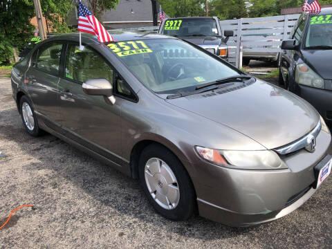 2006 Honda Civic for sale at Klein on Vine in Cincinnati OH