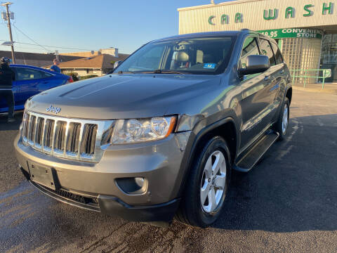 2011 Jeep Grand Cherokee for sale at MFT Auction in Lodi NJ