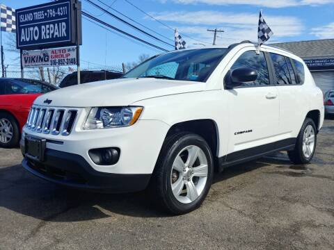 2013 Jeep Compass for sale at Viking Auto Group in Bethpage NY