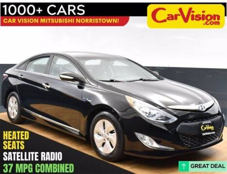 2013 Hyundai Sonata Hybrid for sale at Car Vision Buying Center in Norristown PA