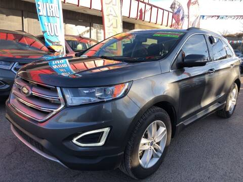 2016 Ford Edge for sale at Duke City Auto LLC in Gallup NM