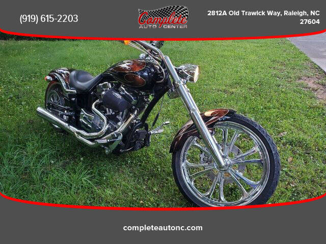 2009 Thunder Mountain By Harley Spit Fire for sale at Complete Auto Center , Inc in Raleigh NC