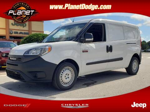 2020 RAM ProMaster City Wagon for sale at PLANET DODGE CHRYSLER JEEP in Miami FL