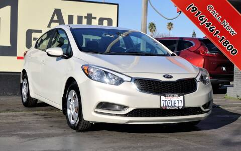 2014 Kia Forte for sale at H1 Auto Group in Sacramento CA