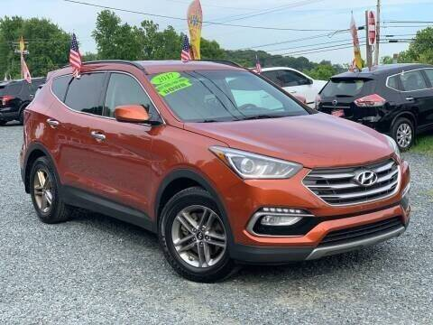 2017 Hyundai Santa Fe Sport for sale at A&M Auto Sales in Edgewood MD