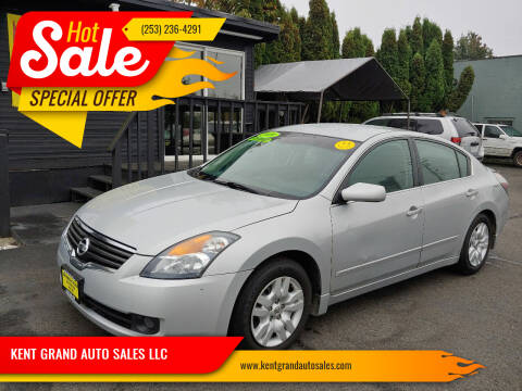 2009 Nissan Altima for sale at KENT GRAND AUTO SALES LLC in Kent WA
