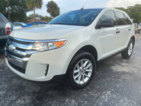 2013 Ford Edge for sale at Coastal Auto Ranch, Inc. in Port Saint Lucie FL