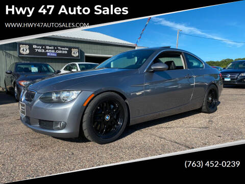 2007 BMW 3 Series for sale at Hwy 47 Auto Sales in Saint Francis MN