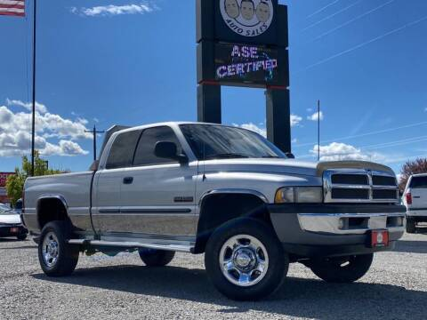 2001 Dodge Ram Pickup 2500 for sale at The Other Guys Auto Sales in Island City OR