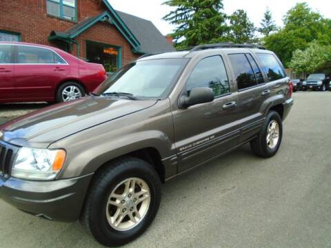 1999 Jeep Grand Cherokee for sale at Carsmart in Seattle WA