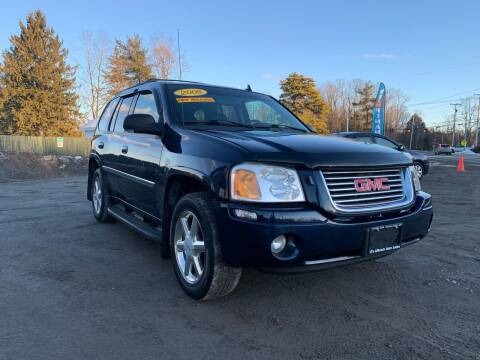 2008 GMC Envoy for sale at E's Wheels Auto Sales in Hudson Falls NY