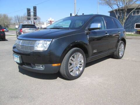 2010 Lincoln MKX for sale at SCHULTZ MOTORS in Fairmont MN