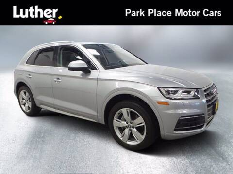 2019 Audi Q5 for sale at Park Place Motor Cars in Rochester MN