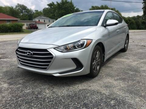 2017 Hyundai Elantra for sale at OT AUTO SALES in Chicago Heights IL